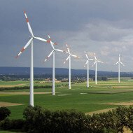 Windpark Energiekontor 190 190