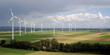 Wind energy Energiekontor 224 112